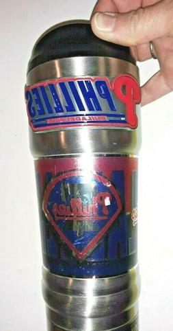 PHILADELPHIA PHILLIES MLB THERMOS, COFFEE, TAILGATING 20 OZ