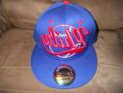 Philadelphia Phillies MLB Unique Blue Ball Cap by KBethos AD
