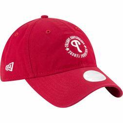 Philadelphia Phillies New Era MLB Women's Team Ace Red Cap H