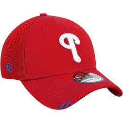 Philadelphia Phillies New Era Neo 39THIRTY Fitted Flex Hat -