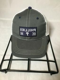 Philadelphia Phillies Patch Trucker Baseball Promo Giveaway