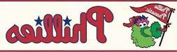 Philadelphia Phillies Phanatic Border ZB3305BD wallpaper MLB