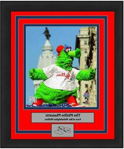 Philadelphia Phillies Phanatic MLB Baseball 8x10 Photo Pictu