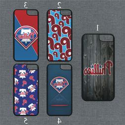 Philadelphia Phillies Phone Case For iPhone 11 Pro X XS Max