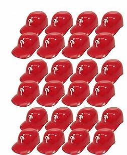Philadelphia Phillies Rawlings MLB Ice Cream Snack Helmets 2