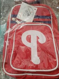 Philadelphia Phillies Red Mini Cross Sling Backpack