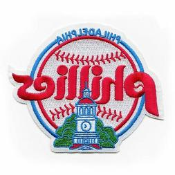 Philadelphia Phillies Retro Primary Team Logo Patch