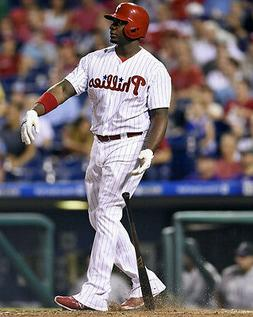 philadelphia phillies ryan howard glossy 8x10 photo