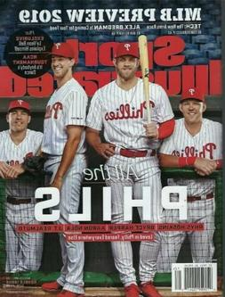 Philadelphia Phillies Sports Illustrated MLB Preview 2019 Br