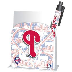 National Design Philadelphia Phillies Stationery Desk Caddy