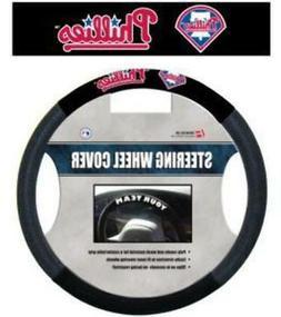 Philadelphia Phillies Steering Wheel Cover - Mesh