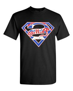 Philadelphia Phillies Superman T Shirt