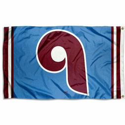 Philadelphia Phillies Throwback 1973-1986 Flag