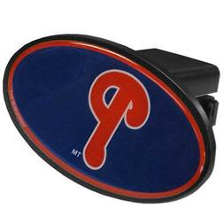 Philadelphia Phillies Trailer Hitch Cover, MLB Auto Car Truc