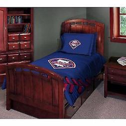 Philadelphia Phillies Twin/Full Comforter Pillow Set