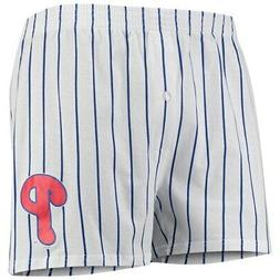 Philadelphia Phillies Concepts Sport Vigor Boxer Shorts - Wh