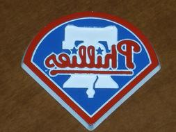 PHILADELPHIA PHILLIES Vintage MLB RUBBER Baseball FRIDGE MAG