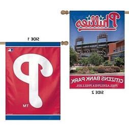 Philadelphia Phillies WC Premium 2-sided 28x40 Banner Outdoo