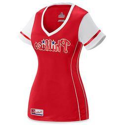 Philadelphia Phillies - Women's XL Jersey Shirt - Official M