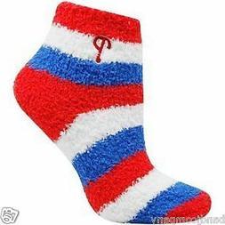 Philadelphia Phillies  Womens MED  6-11  Large Mens Socks  M