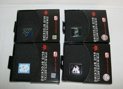 Aminco RFID Blocking Slim Bi-Fold Nylon Travel Wallet Black