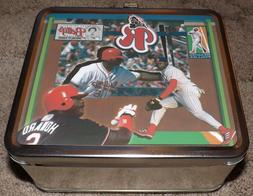 Ryan Howard Reading Phillies SGA METAL LUNCH BOX PHILADELPHI