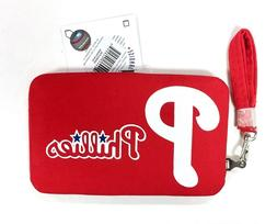 Philadelphia Phillies Smart Wristlet Cell Phone Wallet Case