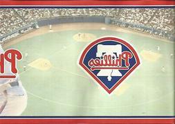 Sport baseball Philadelphia Phillies players wallpaper borde