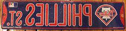 Street Sign Philadelphia Phillies ST MLB Lic.Baseball full c