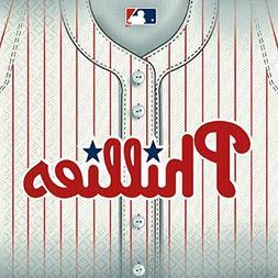 Amscan Sports & Tailgating MLB Party Philadelphia Phillies L