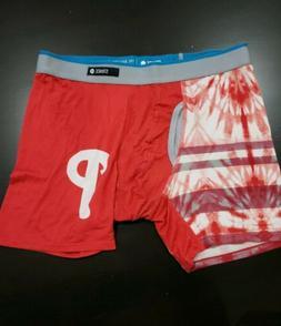 Stance The Basilone Men's Boxers Philadelphia Phillies MLB U