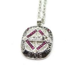 USA Philadelphia Phillies 2009 Pendant Necklace Championship