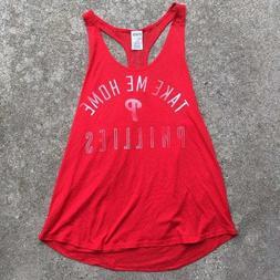 Victoria's Secret large Tank Top Shirt Philadelphia Phillies
